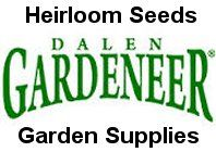 Heirloom Seeds - all open-pollinated