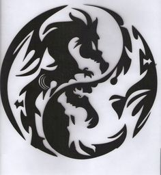 JG: Corresponds with stage 6 of the Great Round of Mandala Dragon Fight / Igniting the Inner Fire Dragon Fight, Dragon Design, Leather Projects, Yin Yang, Tribal Tattoos, Tatting, Illustration, Door Design, Image