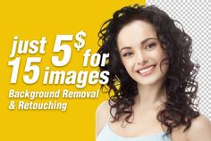 remove BACKGROUND 15 Images by dreecal