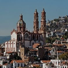 Taxco is a beautiful city built on a hill between Acapulco and Mexico City. If you are looking for a side trip this is the place to go. It is...