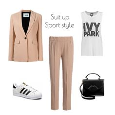 Suit up sport style!                                                       …