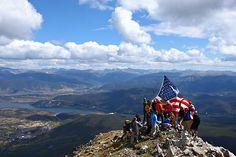 Peak 1, Ten Mile Range, Frisco, Colorado