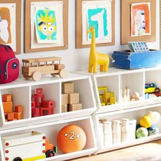 Organizing a Kid's Room - Storage Solutions for Kids - Good Housekeeping