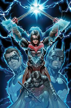 INJUSTICE: GODS AMONG US: YEAR FIVE #7 Written by BRIAN BUCCELLATO Art by MIKE S. MILLER Cover by DAVID YARDIN