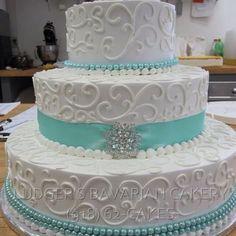 My dream Wedding Cake
