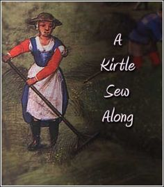 Kirtle sew-along. Has great advice on creating a muslin. She uses Simplicity 3723 as her base pattern.