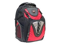 Wenger Computer Backpack - Red Review Swiss Army Backpack a2af58b4a428f