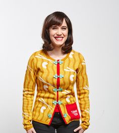 """""""Thank You, Come Again"""" Chinese Food Jewish Christmas Cardigan Sweater – GeltFiend Hanukkah Sweater, Christmas Sweaters, Christmas Cardigan, Jewish Christmas, Hanukkah Crafts, Make Me Smile, Funny Products, Leather Jacket, Fancy"""