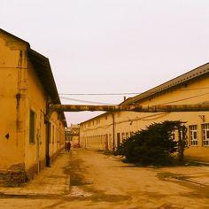 Antiga fábrica de Oskar Schindler. Cracóvia, Polônia.