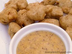 Ms. enPlace: See Ya Later, Alligator...fried alligator recipe with creole mustard sauce