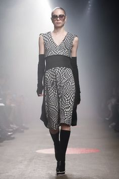 Tracy Reese Ready To Wear Fall Winter 2015