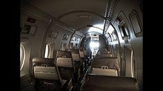 Our fearless adventurer, Geoff Notkin, experiencing his first plane ride with zero passengers! #foreveralone #notyouraveragedayatwork