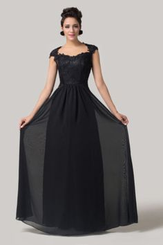HOT-Long-Square-Chiffon-Formal-Evening-Gown-Bridesmaid-Prom-Party-Cocktail-Dress