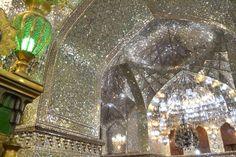 Ali Ibn Hamzeh Holly Shrine, Shiraz, Irã