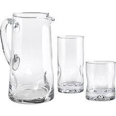 Impressions Glassware by Pier1