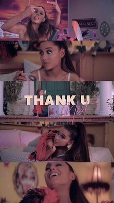 Thank u next Social Projects, Ariana Grande Wallpaper, Ariana Grande Pictures, Cat Valentine, Thank U, Beautiful Babies, Cute Wallpapers, Aesthetic Wallpapers, Celebs