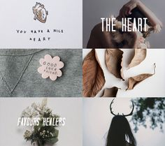 Pukwudgie Aesthetics ~You have a nice heart|The Heart|Good Luck Friend|Favors Healers|~