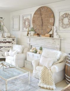 50 Adorable Farmhouse Living Room Furniture Design Ideas And Decor. If you are looking for [keyword], You come to the right place. Below are the 50 Adorable Farmhouse Living Room Furniture Design Idea. Room Furniture Design, Farmhouse Living Room Furniture, Coastal Living Rooms, Shabby Chic Living Room, Shabby Chic Homes, Home Living Room, Living Room Designs, Apartment Living, Shabby Chic Master Bedroom