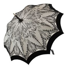 Ombrelles Grace - parasolerieheurtault.com French couture umbrellas from Heurtault Umbrellas!
