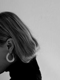 big earrings Sophie Buai