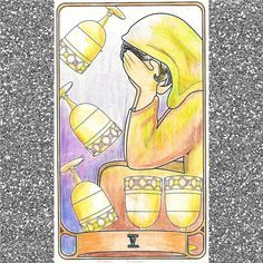 #Friday 11/6/15 #5OfCups #Numerology: #7 #MoonInVirgo The card of the day is the #FiveOfCups. You may be tempted to look backwards at what youve lost but youre ignoring what you have now. #MercuryTrineNeptune brings the temptation to daydream but dont turn those into useless musings for the past. Instead be thankful for where you are today and envision the future in a positive light. Stay in the present and be realistic about the direction in which you set your sails. Youll have a happy…