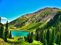 Emerald Lake, Colorado