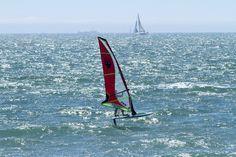 Ezzy Hydra Windsurf Foiling Sail