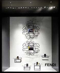 FENDI FW 12-13 Windows @ LaRinascente Milan