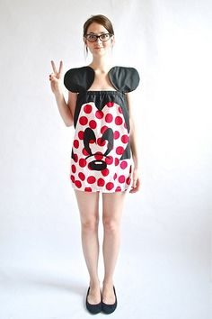 i could make this if she was minnie mouse