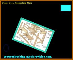 Greene Greene Woodworking Plans 181918 - Woodworking Plans and Projects!