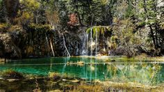 Hanging Lake, Colorado. 😍