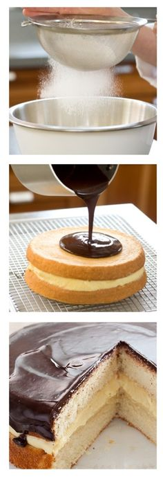Is it a pie? Is it a cake? Does it really matter when it's this good? Secrets to Boston Cream Pie.