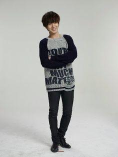 My Little Notes: Super Junior - 12 Plus CF photoshoot