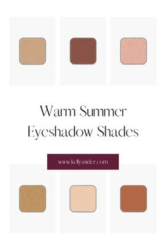Searching for the on trend summer makeup look? Keep your eyeshadow fresh with these summer palettes! And when you get to customize your colors you know you'll only have a palette full of the perfect eyeshadow shades for you. Check out my top tips for your summer eye makeup look in this blog post. Learn how to create a summer eyeshadow palette with Seint. www.kellysnider.com Summer Eyeshadow, Summer Eye Makeup, Summer Makeup Looks, Colorful Eyeshadow, Eyeshadow Looks, Simple Everyday Makeup, Everyday Makeup Routine, Daily Beauty Routine, Simple Makeup