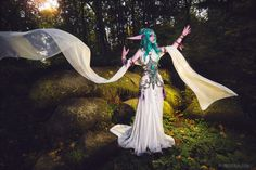 Tyrande Whisperwind Cosplay Set by elvenstore on Etsy