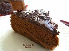 Una tarta que va a encantar a los amantes del chocolate y el café. ¡Descúbrela!