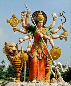 Shri Radhe Maa, also called Mamtamai Shri Radhe Guru Maa and Guru Maa by her devotees, is a Hindu spiritual teacher and guru from India. Durga Picture, Maa Durga Photo, Maa Durga Image, Lord Durga, Durga Ji, Saraswati Goddess, Lord Shiva, Maa Durga Hd Wallpaper, Lord Hanuman Wallpapers