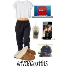 Untitled #978, created by fashionkillas on Polyvore