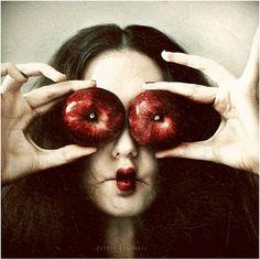 Apple of my eye...
