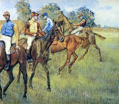 Race+Horses,+1873+-+Edgar+Degas