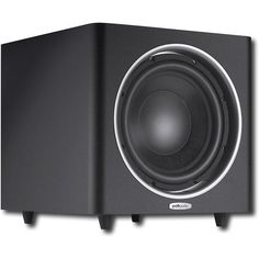 "Polk Audio 100W 10"" Powered Subwoofer $125 + Free Shipping @ Best Buy - HotDeals Check us out at www.hotdeals.com or on FB! www.facebook.com"