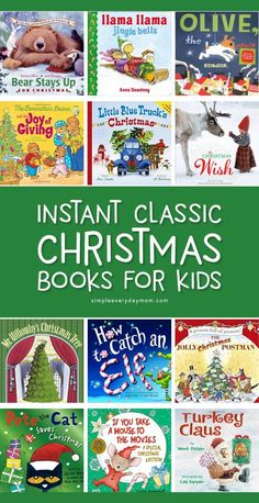 Add one of these top Christmas stories for kids to your family's Christmas book rotations this year. There are Christmas books for toddlers, kindergarteners & b Christmas Stories For Kids, Funny Stories For Kids, Christmas Books For Kids, Funny Books For Kids, Sweet Stories, Preschool Christmas, Preschool Books, Christmas Activities, A Christmas Story