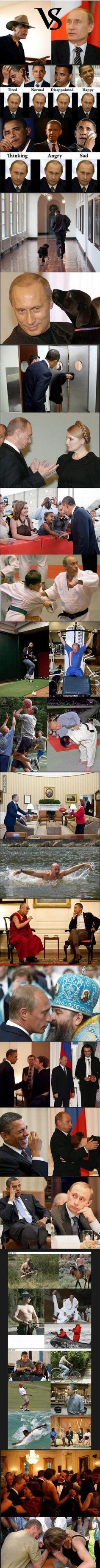 Patin vs Obamma