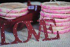Vanilla Bean and Cherry Swirled Icebox Cookies
