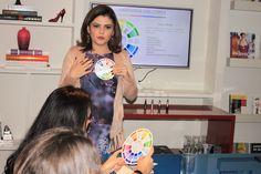Workshop: O Poder das Cores na Imagem Pessoal…
