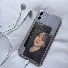 Korean Phone Cases, Kpop Phone Cases, Diy Phone Case, Iphone Phone Cases, Phone Covers, Homemade Phone Cases, Cute Cases, Cute Phone Cases, Phone Cases