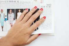 DIY upper finger rings 2 by apairandaspare, via Flickr
