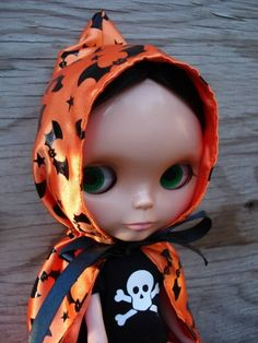 Remember Blythe dolls?