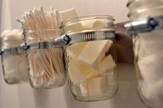 DIY Home Decor with Mason Jars