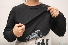 How to Hem Shirts: 6 Steps - wikiHow